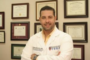 CGHIM Director, Dr. Amado Alejandro Báez